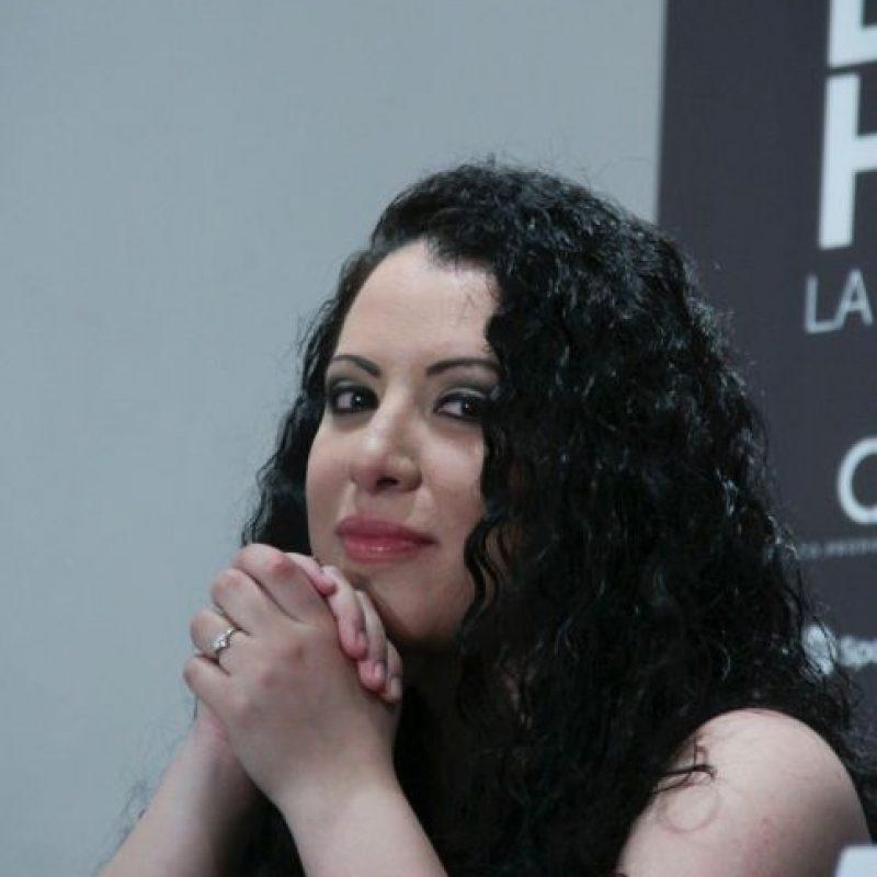 """Maria Katzavara presentará el monólogo operístico """"La voz humana"""" Foto:Cuartoscuro"""
