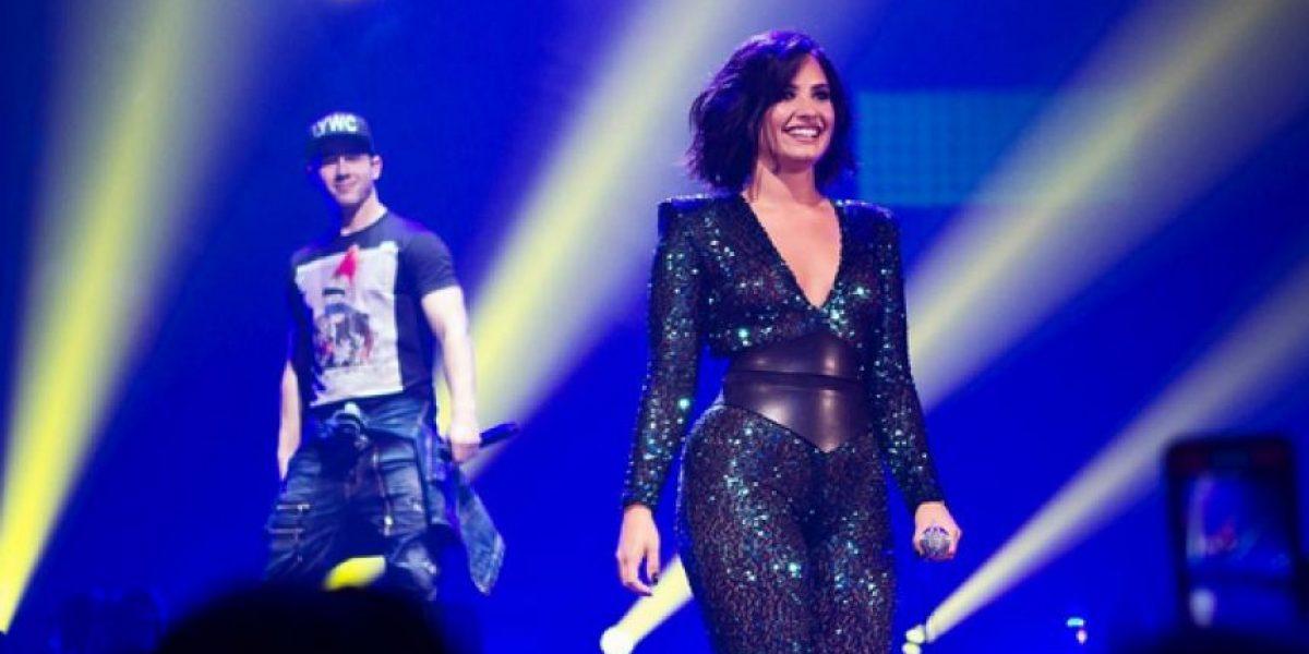 FOTOS: Demi Lovato promociona