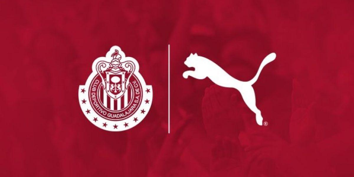 Chivas anuncia a Puma como su nuevo patrocinador