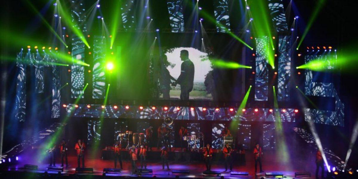La banda MS cumple sueño de presentarse en Auditorio Nacional