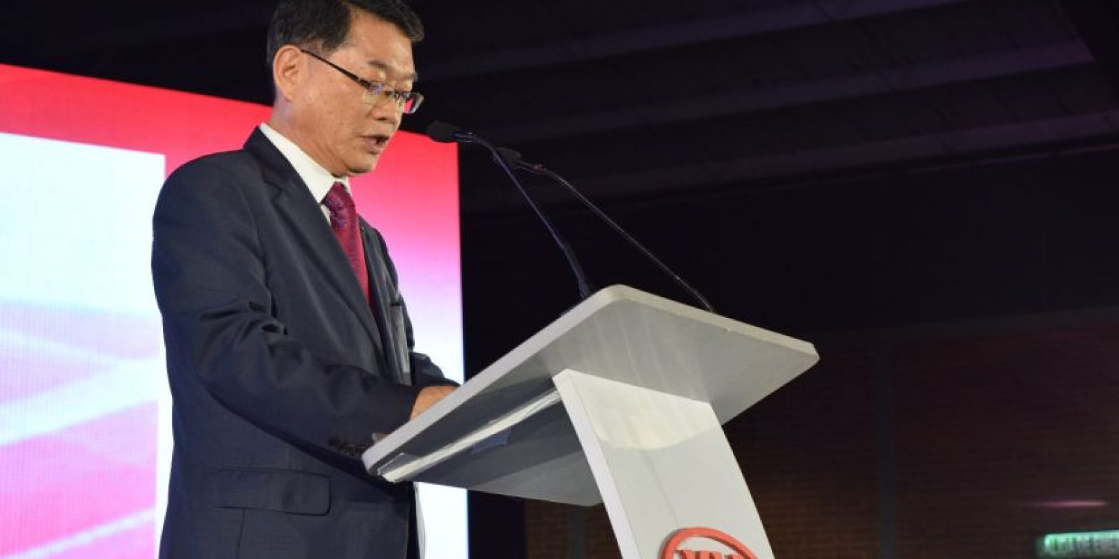 Seong Bae-kim, presidente de KIA Motors México Foto:Cecilia Arce