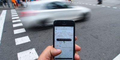 Uber. Imagen Por: Foto: Getty images