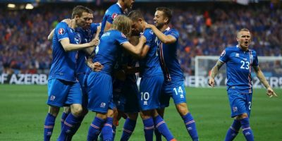 Ahora enfrentarán a Francia para seguir sorprendiendo Foto:Getty Images