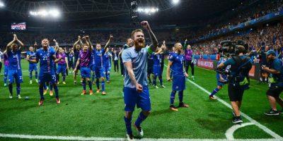 Islandia está siendo la sorpresa de la Eurocopa y se ganó el cariño de los hinchas Foto:Getty Images
