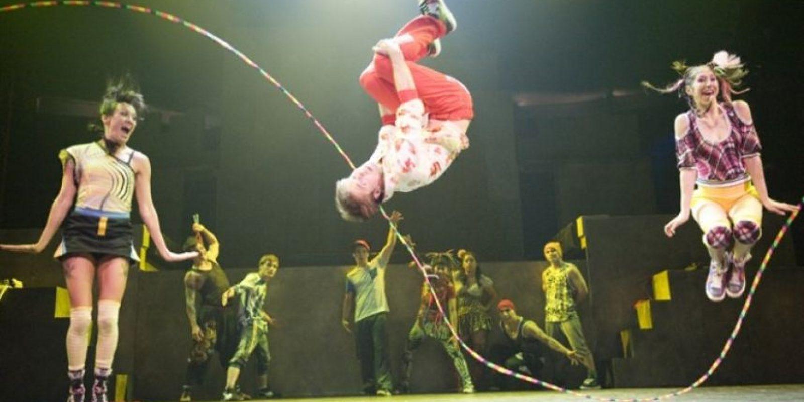 El Cirque Éloize estará del 22 de julio al 14 de agosto Foto:Theatre T & Cie/ Valérie Remise