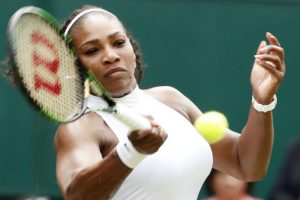 Serena Williams avanza a los octavos de final en Wimbledon Foto: Getty Images