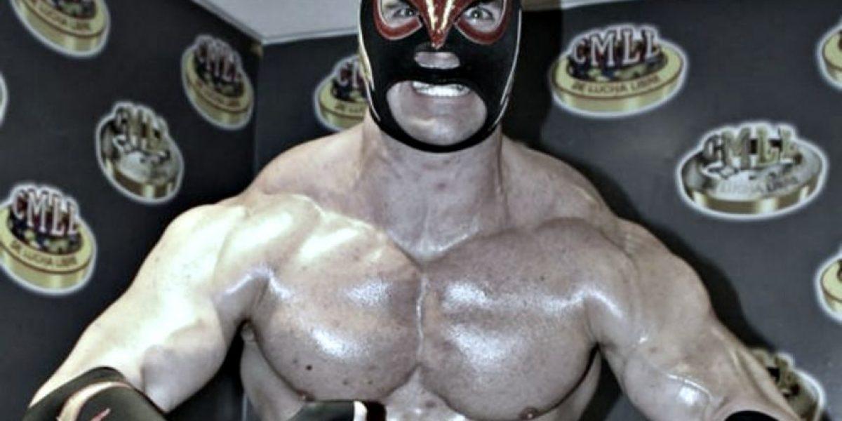 Falleció Thunder, ex luchador del CMLL