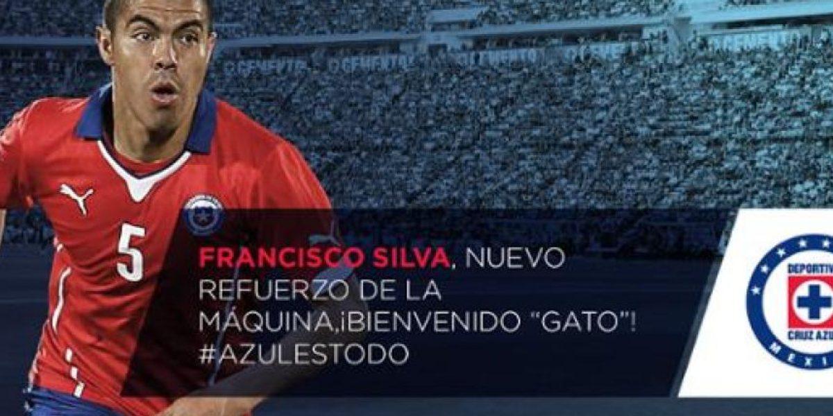 OFICIAL: 'Gato' Silva, Roco y Cristaldo ya son refuerzos de Cruz Azul