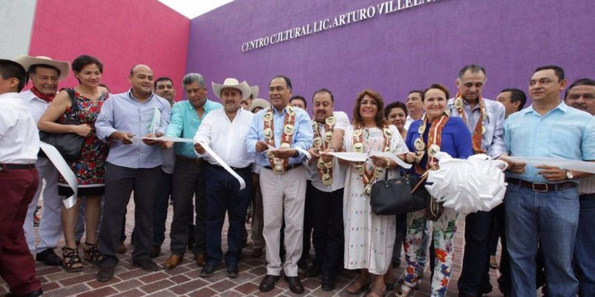 Trabajamos sin banderas para mejorar Guerrero: Héctor Astudillo