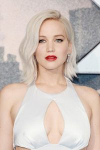 Y Jennifer Lawrence está dentro de la lista Foto: Getty Images
