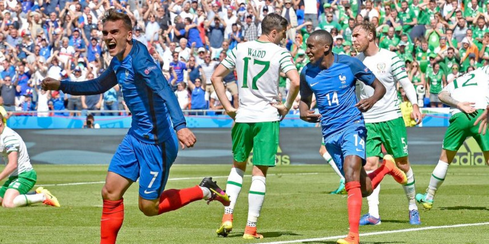 El local Francia Foto: Getty Images