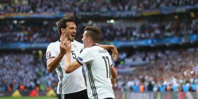 Ahora, los alemanes llegan como favoritos, pero tendrán el peso de la historia Foto:Getty Images