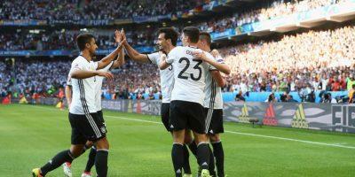 Alemania corre con cierta ventaja en el favoritismo, pero la historia también pesa y nunca han vencido a Italia en un torneo grande Foto:Getty Images