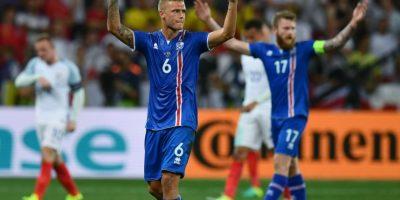 Islandia, por su parte, es la gran sorpresa y ya derribaron un gigante: Inglaterra Foto:Getty Images
