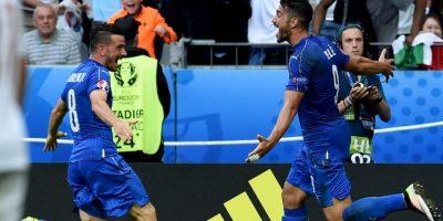 Italia está más encendida que nunca tras ganarle a España por 2 a 0 Foto:Getty Images