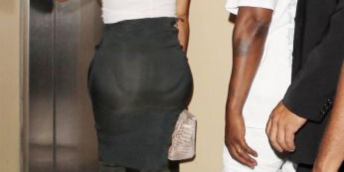 Kim Kardashian se defiende y dice que no usó rellenos en su derrière