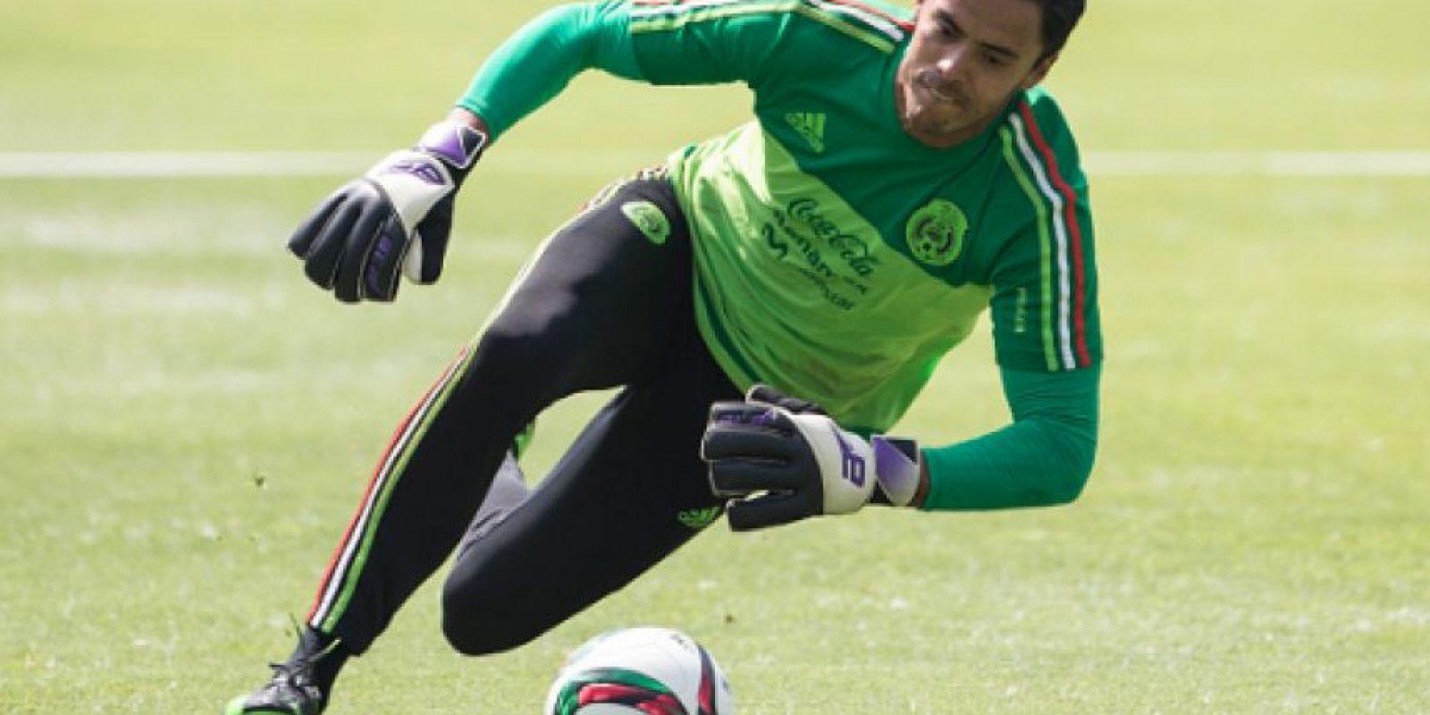 Alfredo Talavera etsá en duda para jugar en Juegos Olímpicos Foto:Getty Images