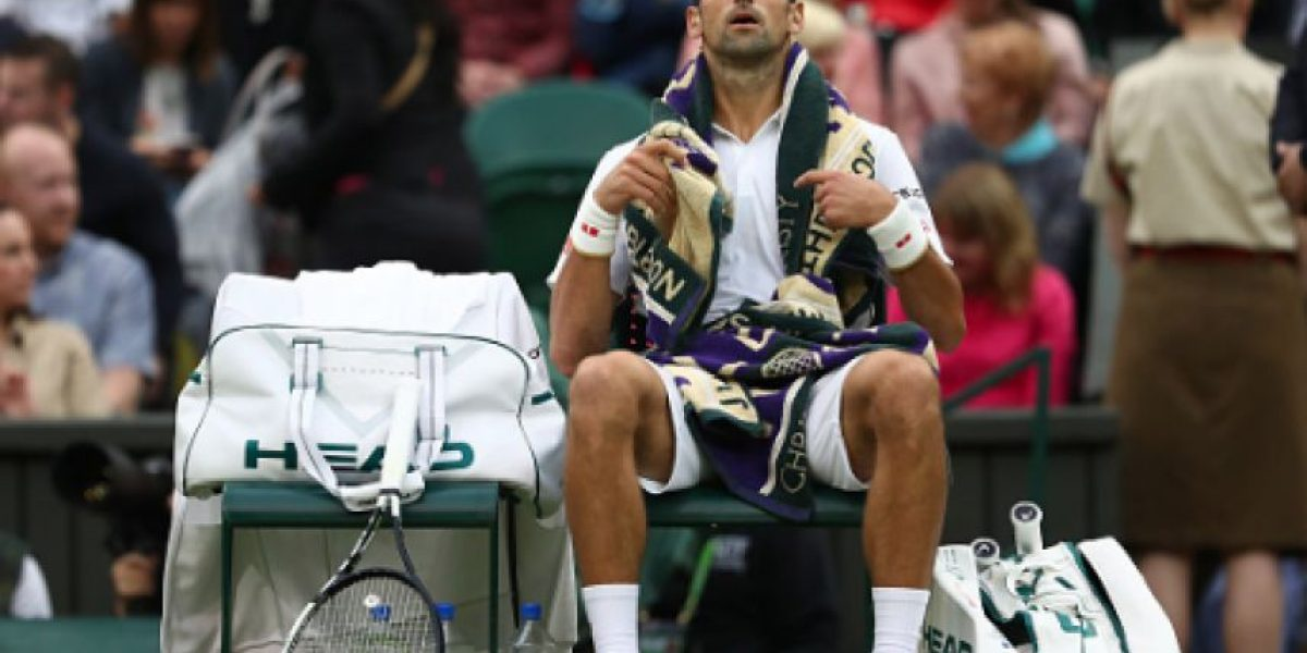 Un eliminado Djokovic ya no sabe si irá a Juegos Olímpicos