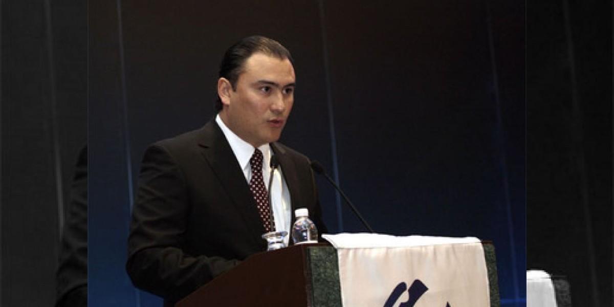 Concamin reconoce decisión de veto para ley anticorrupción