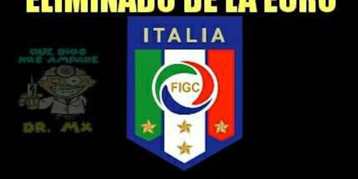 Los mejores memes del Alemania vs Italia