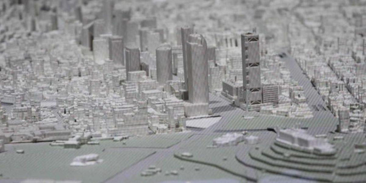 Abren, ahora sí, la maqueta de la Ciudad de México
