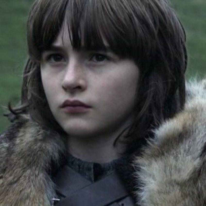 Bran Stark en la temporada 1 Foto:Vía HBO