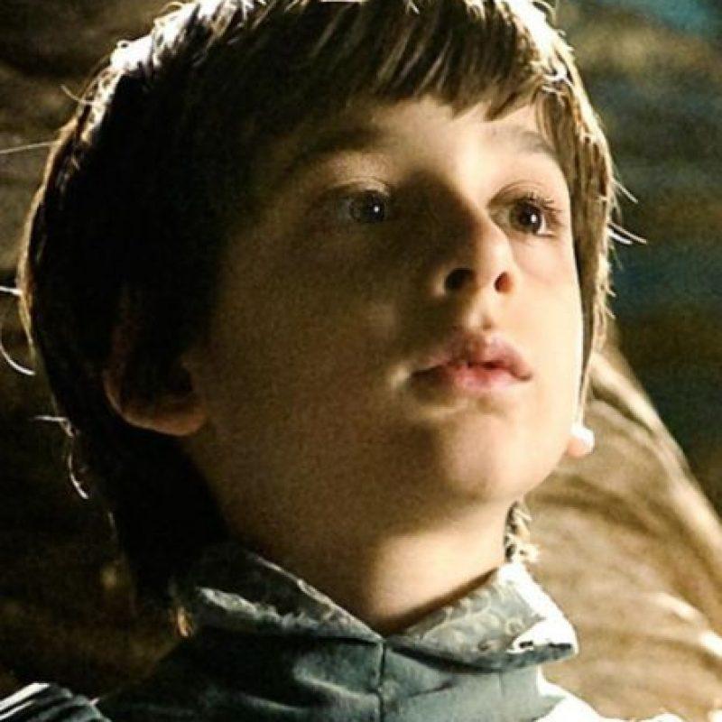 Robin Arryn en la temporada 1 Foto:Vía HBO