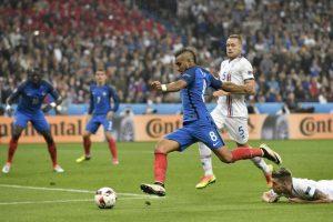 Francia despierta a Islandia de su sueño y avanza a semifinales Foto:AP
