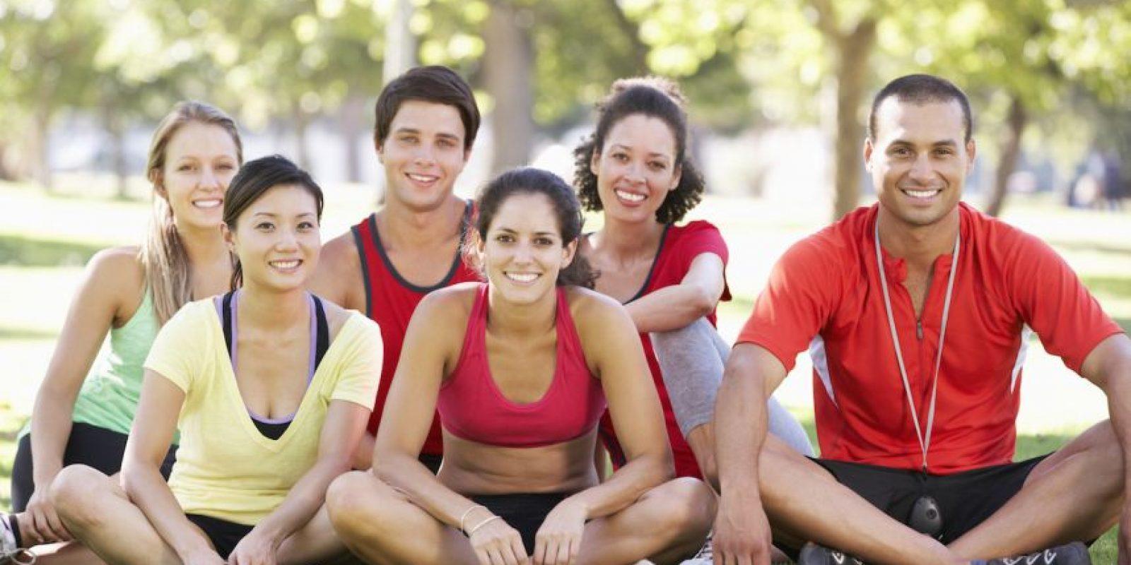 Si tienes una dieta balanceada y haces ejercicio evitarás muchas enfermedades. Foto:Dreamstime