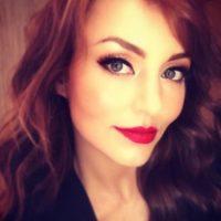 Así lulce la actriz a sus 28 años Foto:Instagram/angeliqueboyer
