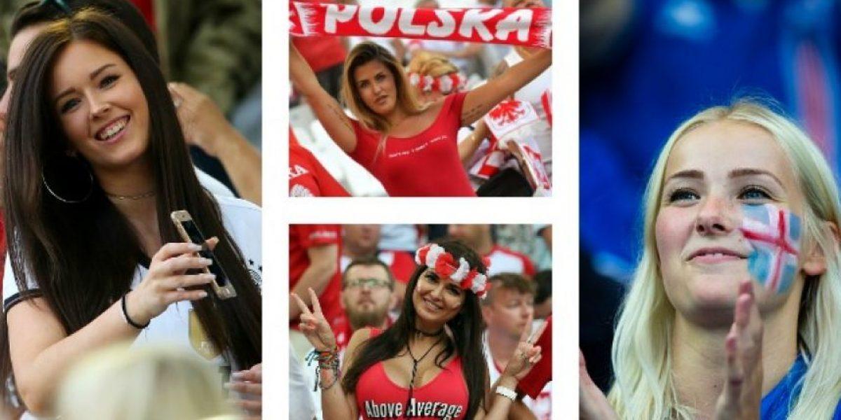 FOTOS: Las bellas aficionadas de los cuartos de la Euro 2016