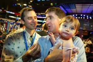 Tener la habilidad de abogar por los niños. Foto:Getty Images