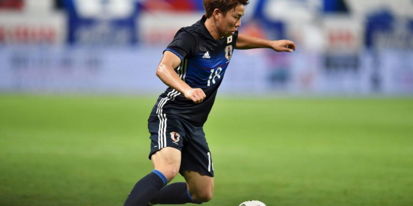 Takuma Asano es la apuesta de Arsena Foto:Getty Images