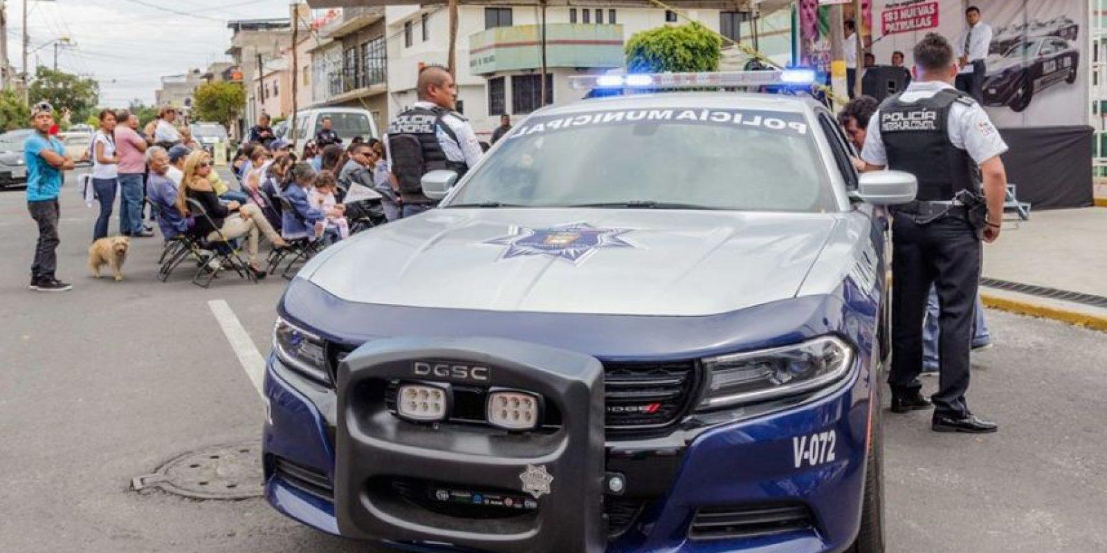 De las 183 patrullas nuevas, 150 son rentadas por el municipio de Nezahualcóyotl Foto:Facebook/Ayuntamiento.Neza