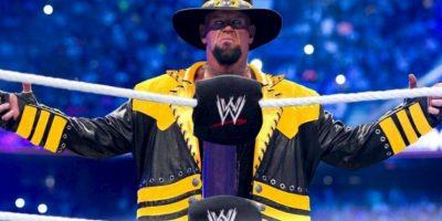 Undertaker Foto:WWE