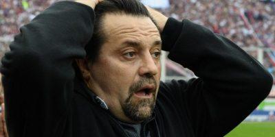 Caruso Lombardi 'asomó' como uno de los nombres a asumir la selección, aunque muchos saben que lo dicen en tono de broma Foto:AFP