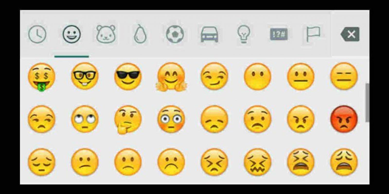 Los emoticones, para muchos jóvenes, han suplantado el lenguaje. Foto:Tumblr