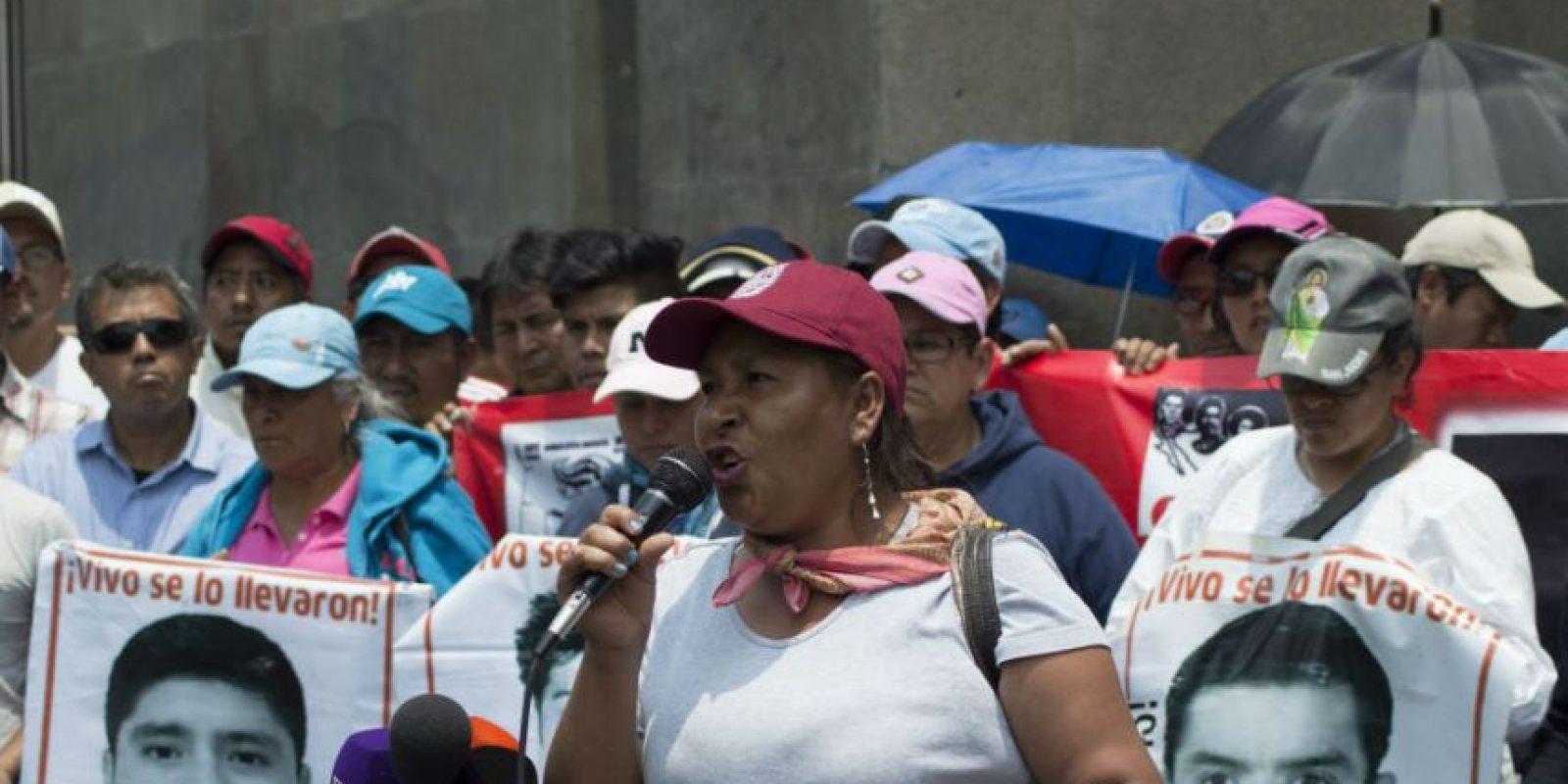 El comité se reunirá con la canciller y con el secretario de gobernación en la semana. Foto:Galo Cañas / Cuartoscuro