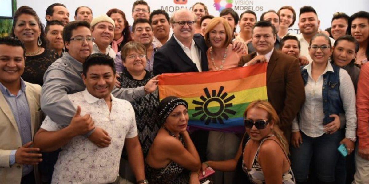 Morelos, primer estado en promulgar matrimonio igualitario