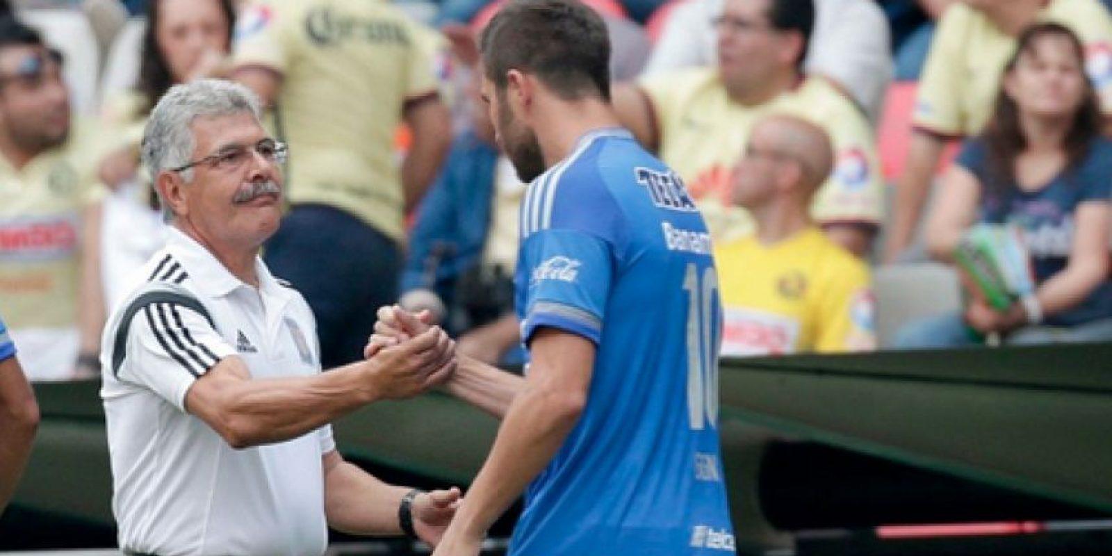 Ferretti y Gignac llevan una buena relación. Foto:Getty Images
