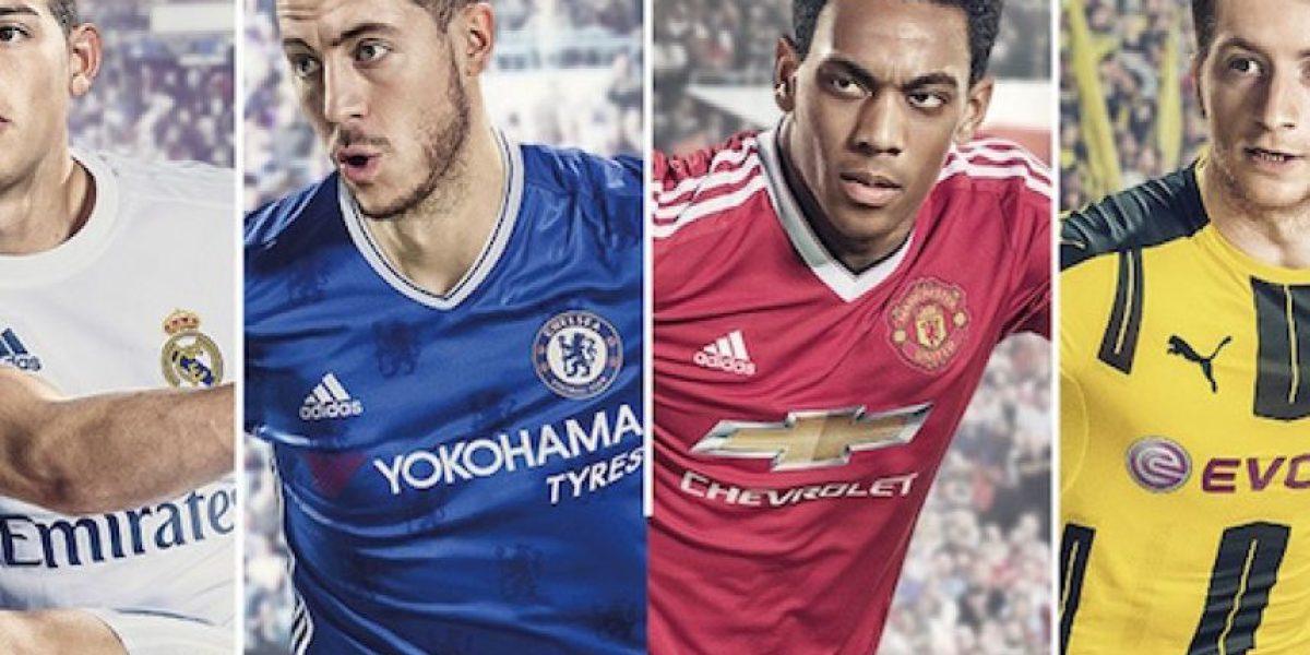 Fans elegirán al jugador que aparecerá en la portada de FIFA 17