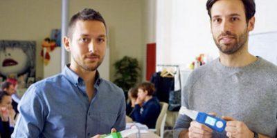 Aldo Dominici y Nicoolò Cerizza, las personas detrás de esta idea. Foto:GlareSmile
