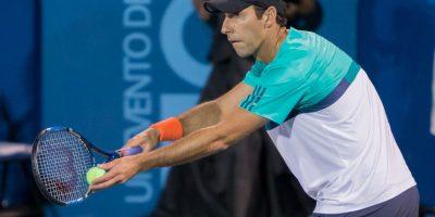 Santiago González se despide de Wimbledon Foto:Getty Images