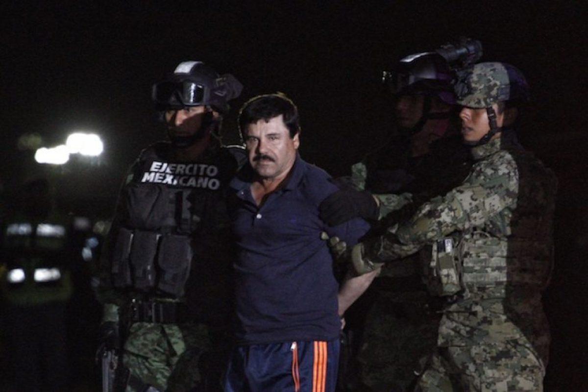 Kate es vinculada con Joaquín El Chapo Guzmán. Foto:Cuartoscuro