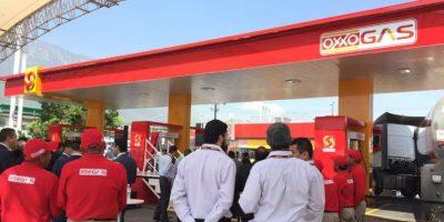 Con esta inauguración PEMEX ya no será la única opción para comprar gasolina Foto:twitter @FEMSA