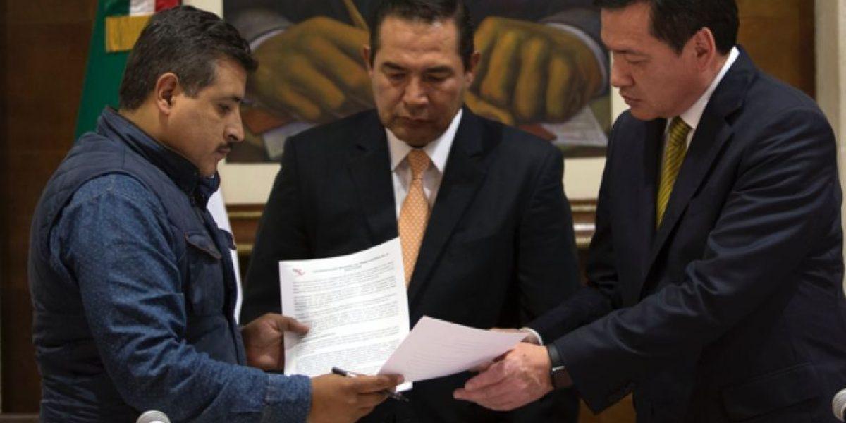 CNTE y Segob acuerdan nueva reunión para el 11 de julio
