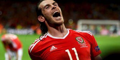 Gareth Bale ha sido la gran figura de la sorpresiva campaña de Gales, que ya está en semifinales Foto:Getty Images
