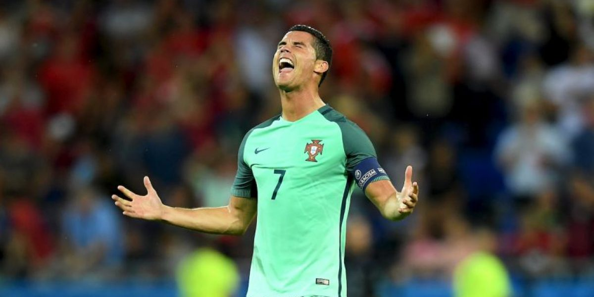 Los récords que ha sumado Cristiano Ronaldo en la Eurocopa 2016