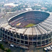 Estadio Azteca (México) Foto: Getty Images