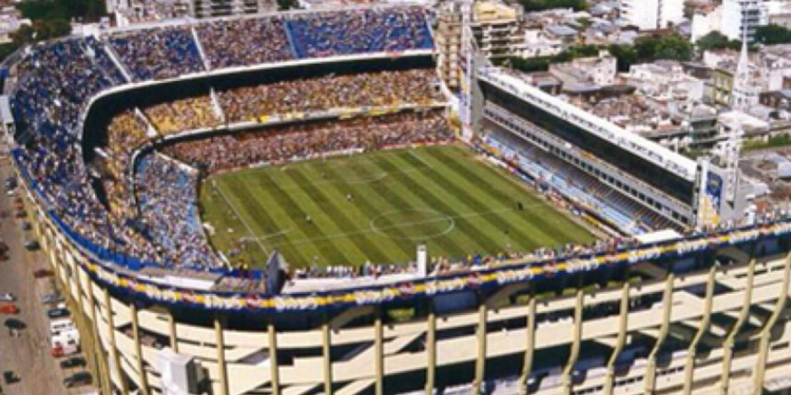 Estadio Bombonera (Argentina) Foto: Getty Images